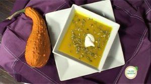 talerz smaków zupa z dyni frittata warmia mazury tv