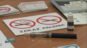 nasze zdrowie nowelizacja ustawy antytytoniowej warmia mazury tv tytoń zakaz palenia