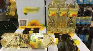 na widelcu oleje oliwa