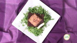 łosos talerz smaków
