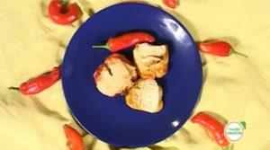 talerz smaków papryka